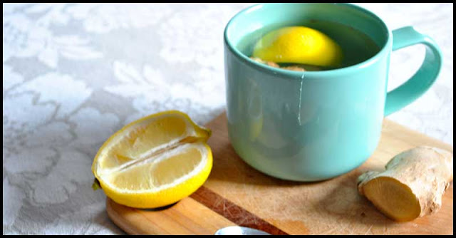 Lemon-Ginger Tea's Numerous Health Benefits