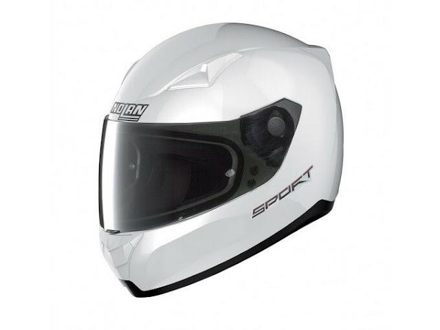 Nolan n605 sport - daftar helm 1 sampai 2 jutaan disain keren cocok buat harian