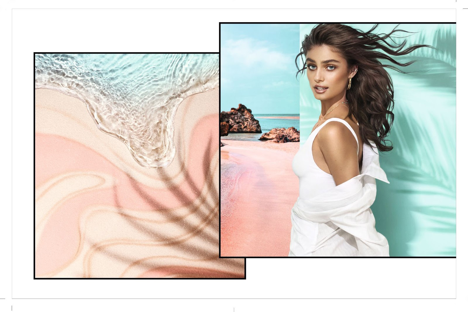 lancome collection été summer 2018 california glow