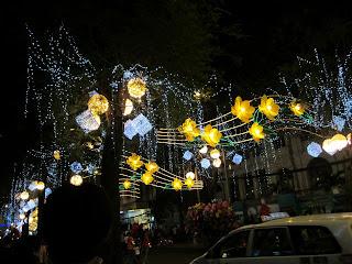 Fiestas de nochevieja en Vietnam