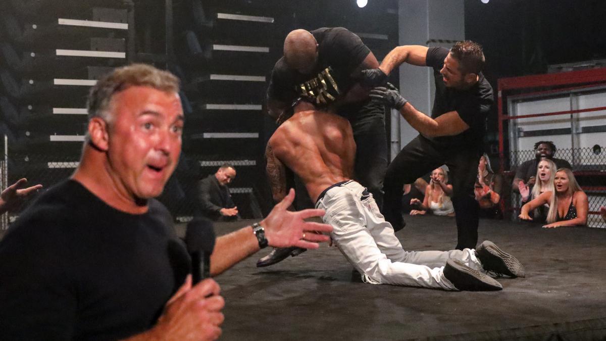 Shane McMahon revela a inspiração para o RAW Underground