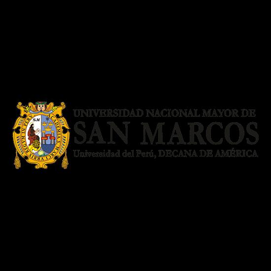 Logo Universidad San Marcos - Auspiciador III Congreso Internacional de la Industria Plástica, Lima, Perú, abril 2020
