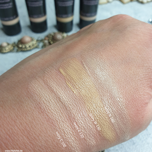 Mary Kay - Timewise Luminous  3D™ Foundation - Review & Swatches