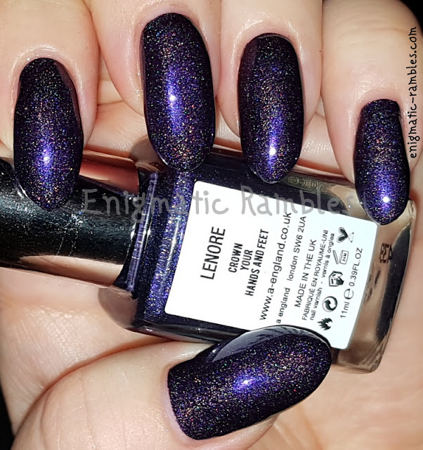 Swatch-A-England-Lenore-Poes-Tale-Collection