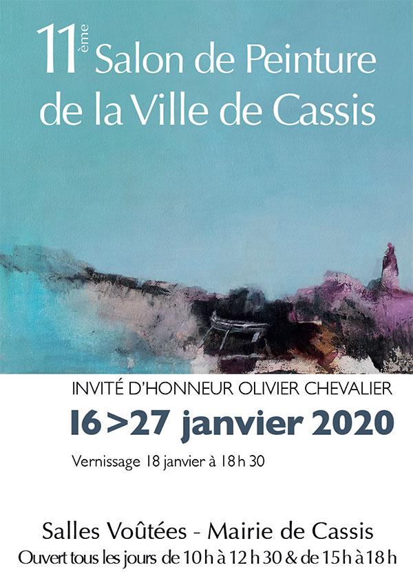 Exposition Salon de la Ville de Cassis