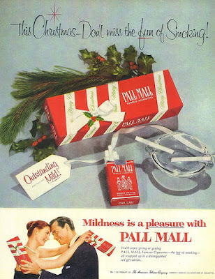 Pall Mall Christmas