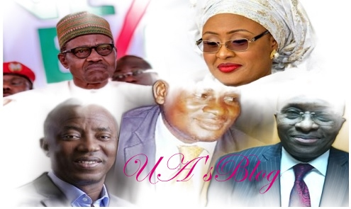 Top news this week: Sowore's re-arrest, Aisha's ordeal, new FIRS and AMCON bosses, others