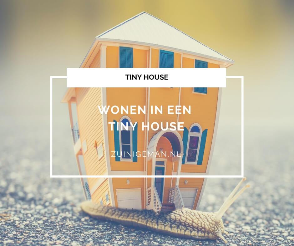 Wonen in een Tiny House