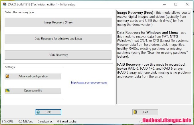 Download Zero Assumption Recovery 10.0 Build 1297 Full Cr@ck
