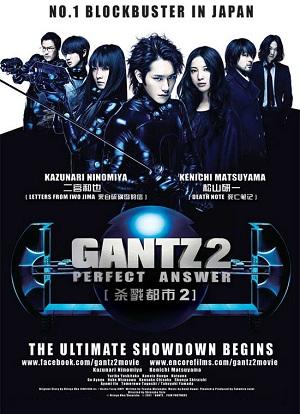 GANTZ : PERFECT ANSWER - GANTZ : PART 2 - 2011 ONLINE FREEZONE-PELISONLINE