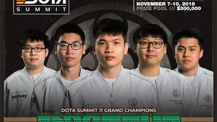 Hủy diệt đối thủ, Invictus Gaming giành vé tham dự Chengdu Major