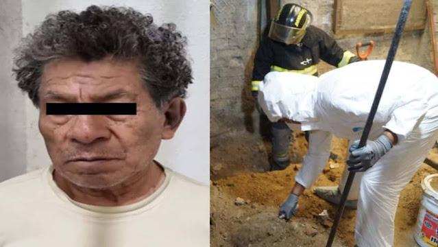 ULTIMA HORA: Se han localizado más de 3 mil restos óseos en casa del feminicida de Atizapán