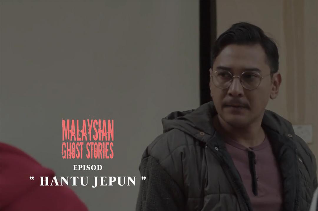 Malaysian Ghost Stories Episod 11 Hantu Jepun