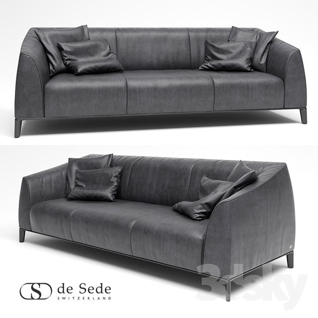 Sofa Collection Sketchup Model