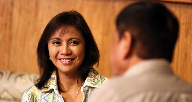 Duterte appoints Robredo as HUDCC head
