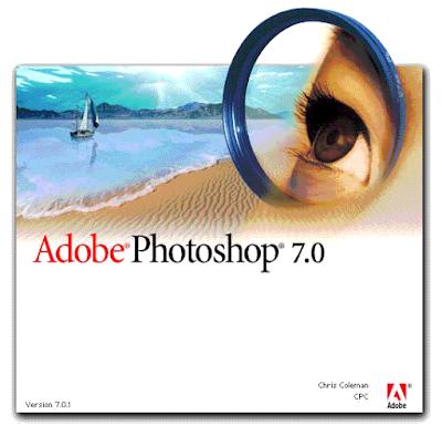 تحميل برنامج فوتشوب الاصدار السابع مجانا برابط مباشر - Adobe PhotoShop 7.