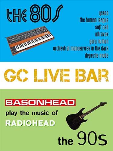 The 80s & Radiohead, Nagoya.