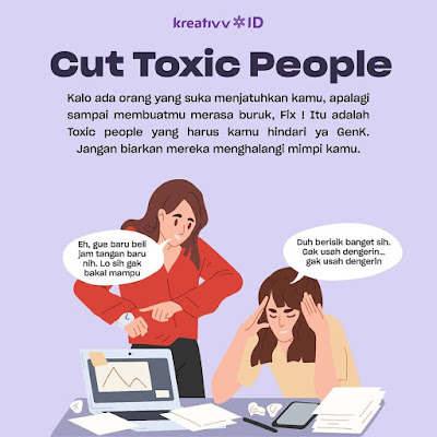 Self Love - Cut Toxic People