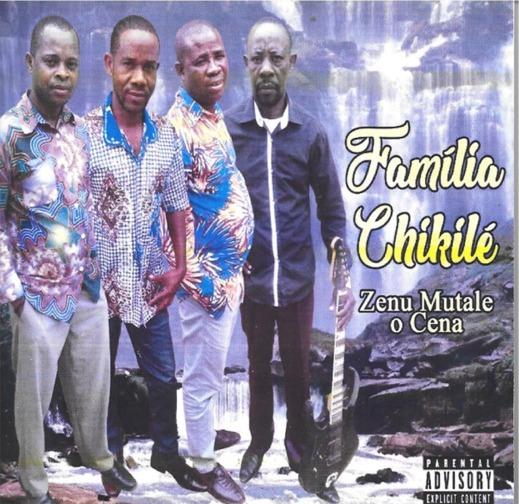 Família-Chikilé - Zenu-Mutale-Ó-Cena (Álbum)
