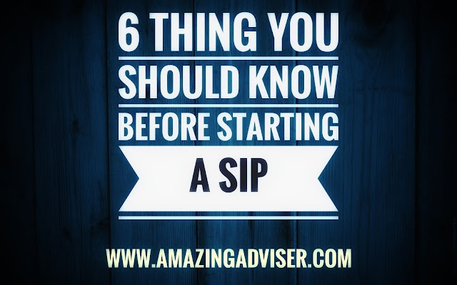 6 Things You Should Know Before Starting a SIP