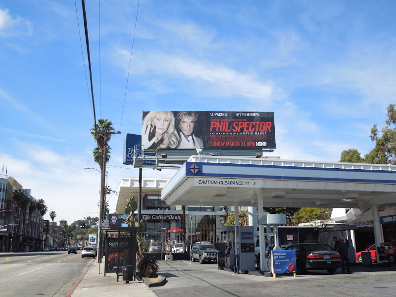 Phil Spector billboard