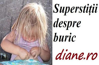 Superstiții despre buric