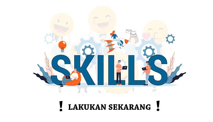 Mempelajari keahlian Dalam Diri