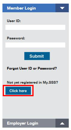 How to register on SSS (Social Security System)?