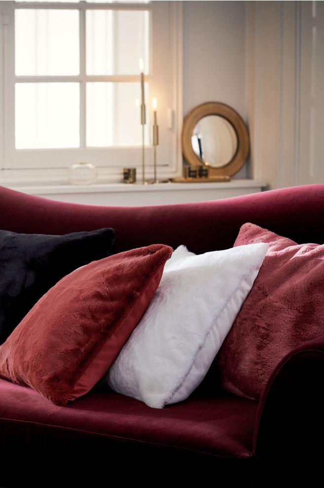 Poduszki z pluszu