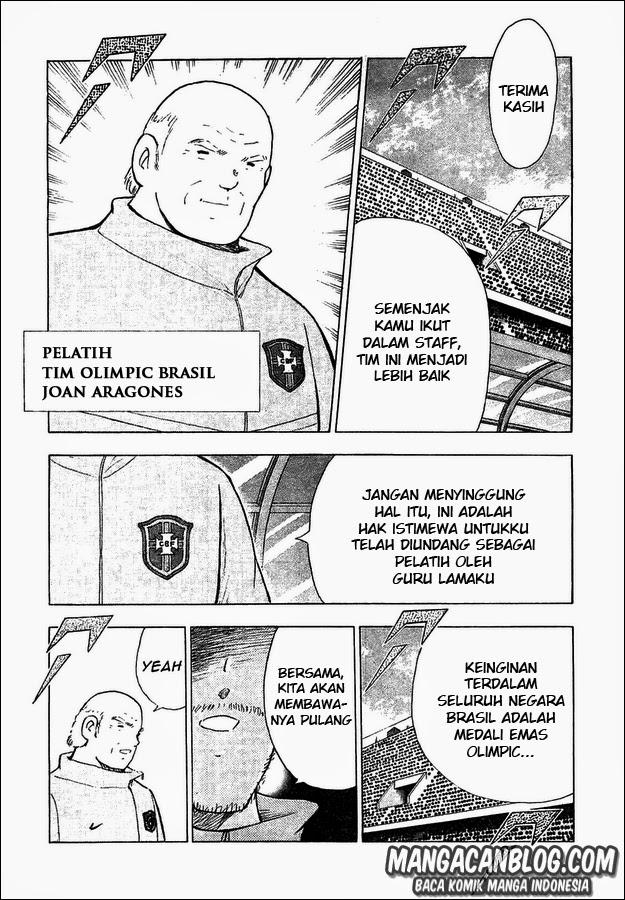 Captain Tsubasa – Rising Sun Chapter 08-13