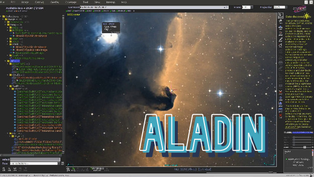δωρεάν πρόγραμμα για πρόσβαση σε αστρονομικά data sets