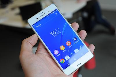 Địa điểm thay màn hình Sony Xperia Z3 chính hãng