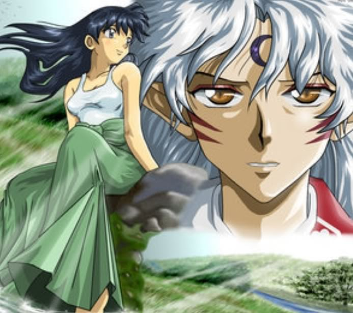 sesshomaru and kagome naked