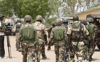 Nigerian Army bars soldiers from retiring after mass application for retirement from members