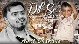 Dil Se Lyrics Amit Bhadana