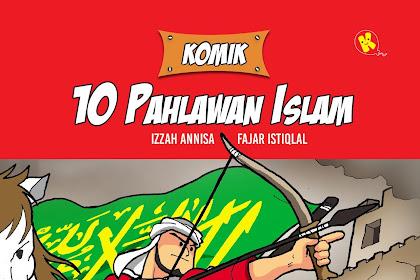 Komik 10 Pahlawan Islam