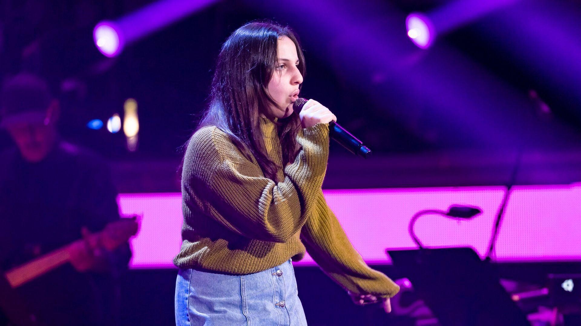 Leyla - Don't Start Now | The Voice Kids 2021