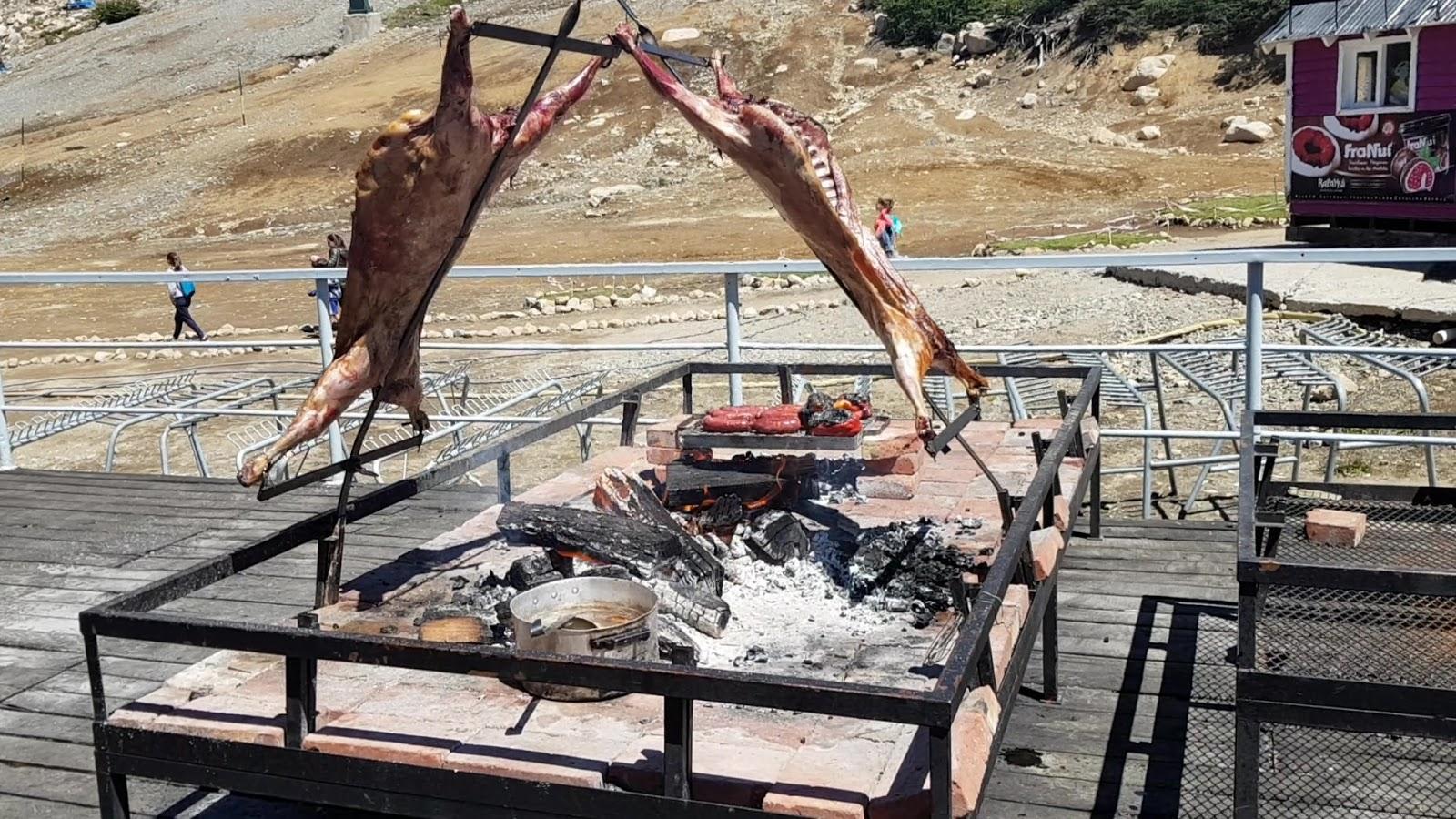 Patagonia parrilla asador criollo