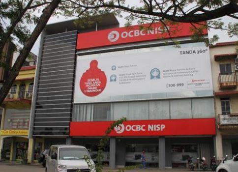 Alamat Lengkap dan Nomor Telepon Kantor Bank OCBC NISP di Pontianak
