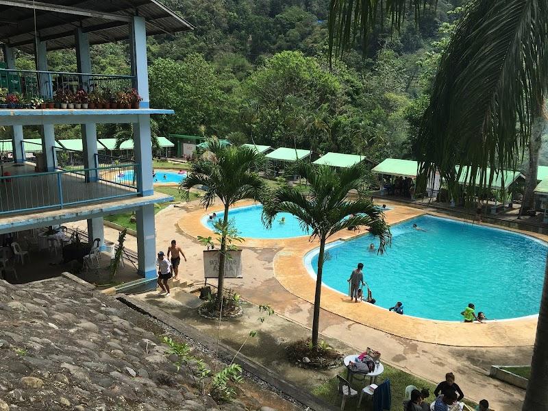 Mangima Canyon Spring Resort and the Improvement