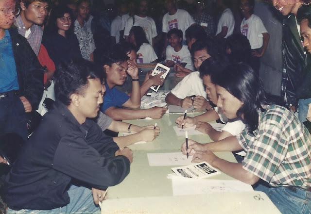 Ketawa Total 1993 di TBRS Semarang