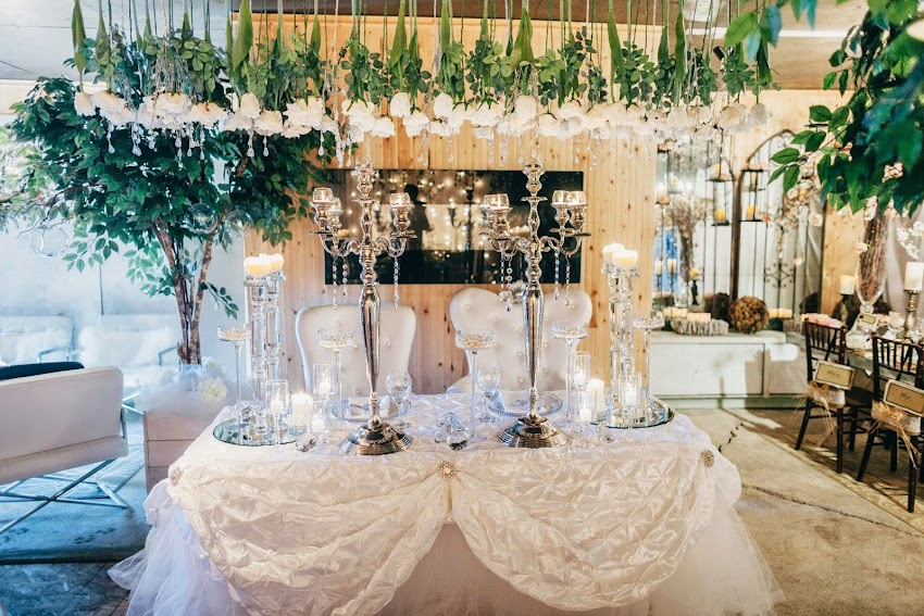 Little Flower Shop Wedding Florals Decor Rentals