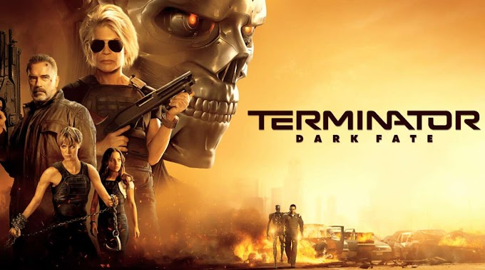 Terminator Dark Fate (2019) | English Action Movie HD | Hindi Audio | Linda Hamilton, Arnold Schwarzenegger, Mackenzie Davis