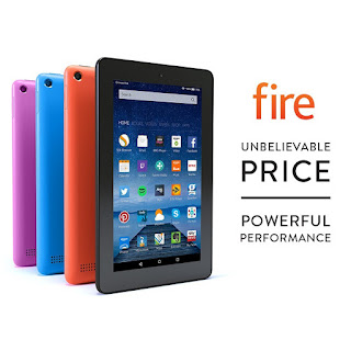 Low Price, Summer Deals Fire Tablet, 7 inch Display, Wi-Fi 8 GB colour black £39.99