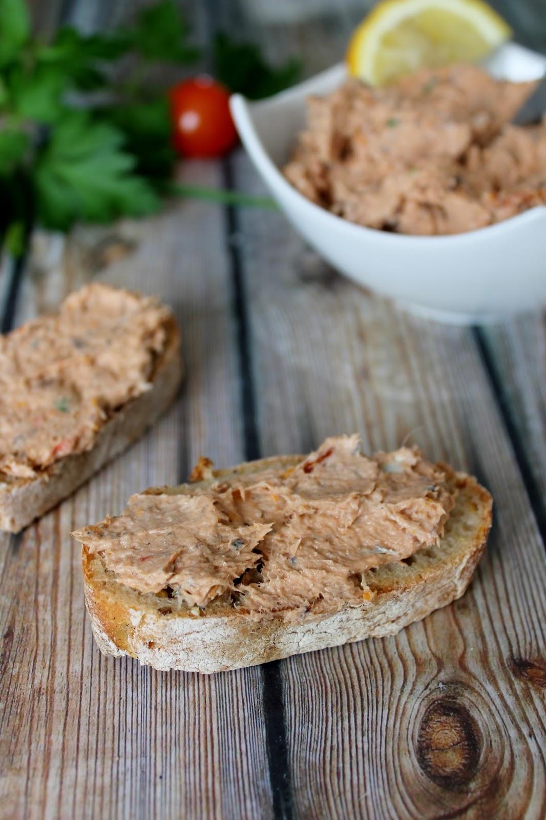 Rillettes de sardines fra ches aux tomates s ch es - Cuisiner des filets de sardines fraiches ...