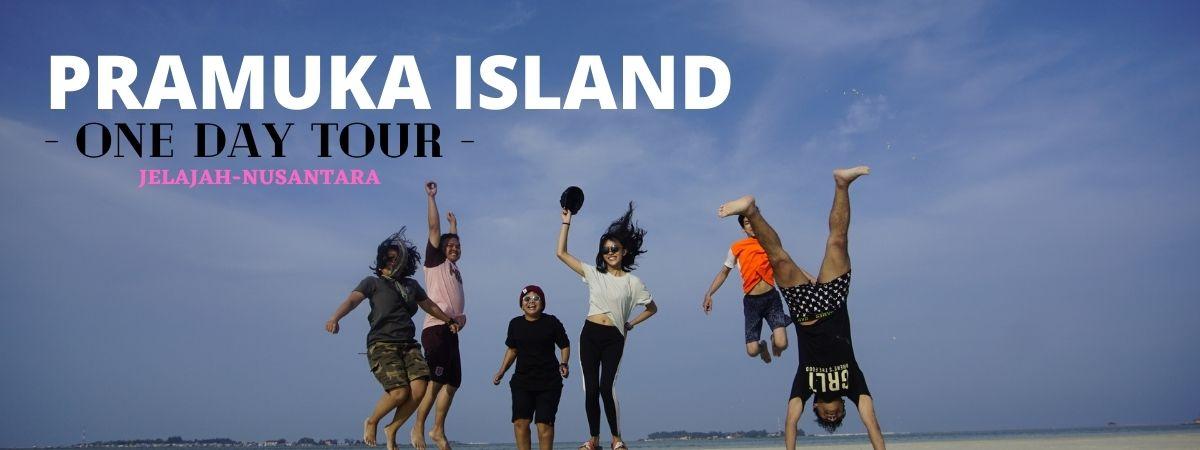 trip satu hari pulau pramuka kepulauan seribu utara
