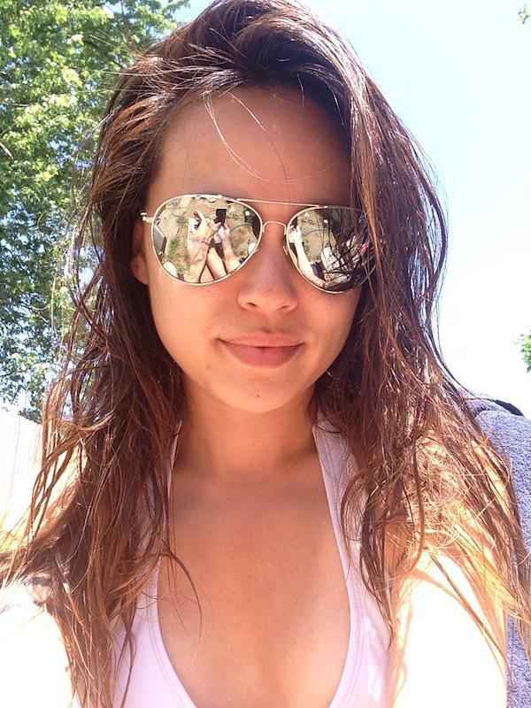 76f49d564 Beautiful Girls wearing Sunglasses, most of these pictures are from  Snapchat. Enjoy source: TheChive