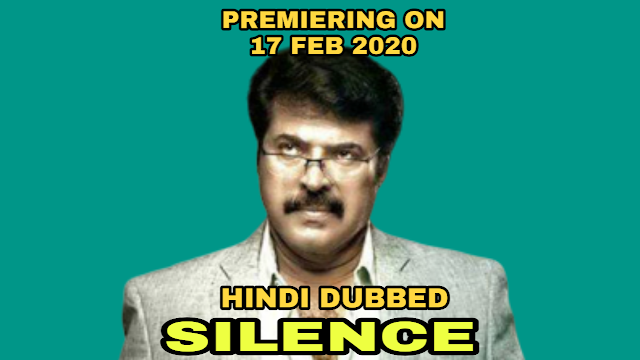 Silence (Hindi Dubbed)