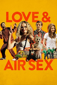 Poster Love & Air Sex (The Bounceback)
