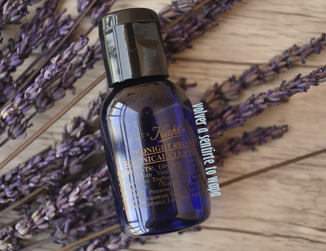 Midnight Recovery Botanical Cleansing Oil de Kiehl's
